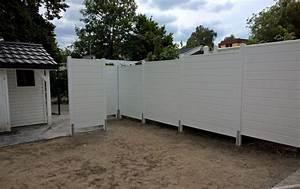 Balkon Sichtschutz Kunststoff Grau : sichtschutz aus kunststoff golden oak ~ Bigdaddyawards.com Haus und Dekorationen