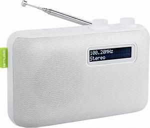 Dab Radio Kaufen Media Markt : muse m 108 dw tragbarer radio dab dab weiss g nstig ~ Jslefanu.com Haus und Dekorationen