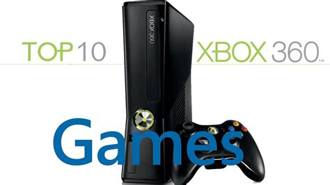 Top 10 Xbox 360 Games Of All Time Youtube