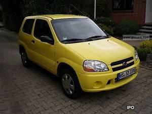 Suzuki Ignis 2005 : 2005 suzuki ignis car photo and specs ~ Melissatoandfro.com Idées de Décoration