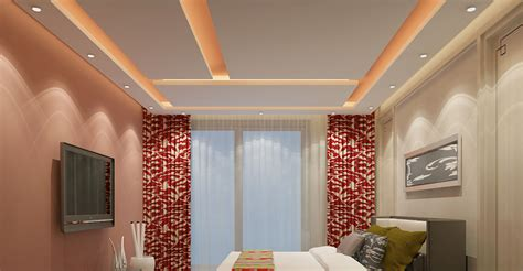 bedroom false ceiling gypsum board drywall plaster
