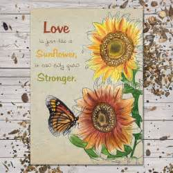 sunflower seed favor packets set of 25 love like a With sunflower wedding favor ideas