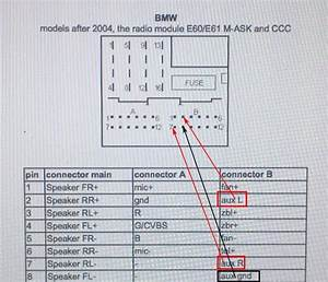 Wiring Diagram For Bmw E60