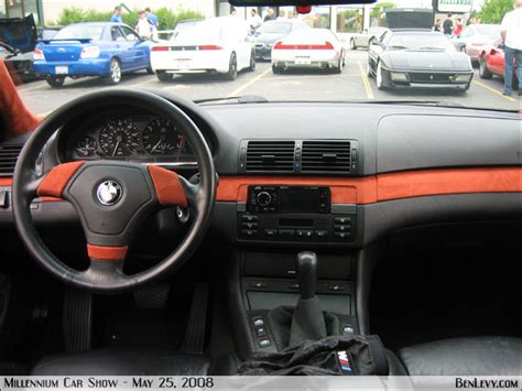 custom bmw  interior benlevycom