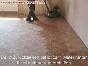 Parkett Schleifen Preisliste : parkett schleifen youtube ~ Michelbontemps.com Haus und Dekorationen