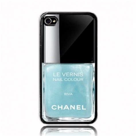 chanel iphone 5 riva chanel nail 17 iphone 4 4s or iphone 5