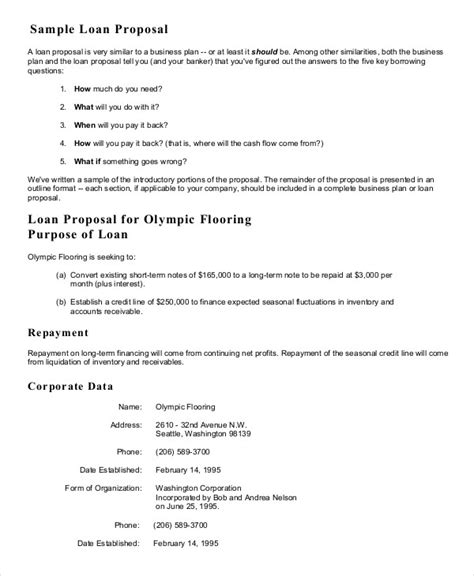 business proposal proposal letter