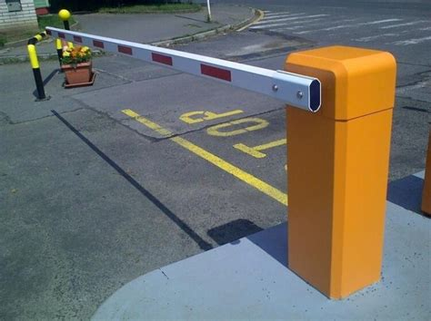 Boom Barrier/ Car Parking Barrier/ Electronic Barrier Gate