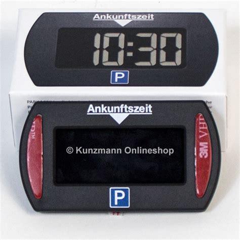 park lite mini elektronische parkscheibe parkuhr zulassung schwarz park lite mini needit neu ebay