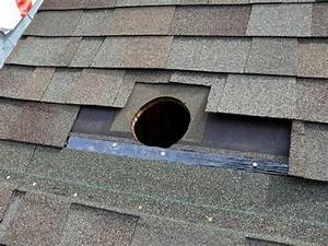 installing proper bathroom roof vent to reduces energy With bathroom roof vent cap