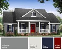 best exterior paint colors The Best Exterior Paint Colors to Please Your Eyes - TheyDesign.net - TheyDesign.net