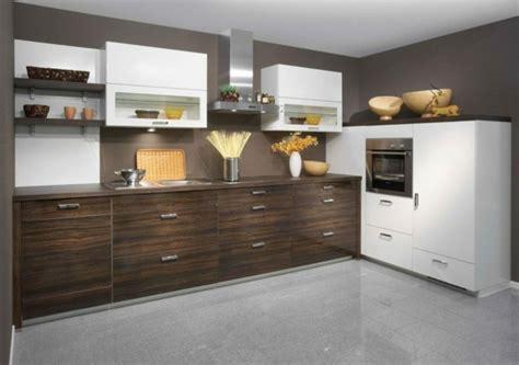 repeindre des meubles de cuisine en bois cuisine taupe 51 suggestions charmantes et très tendance