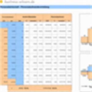 Stundenverrechnungssatz Berechnen : personalplanung mit excel management handbuch business ~ Themetempest.com Abrechnung