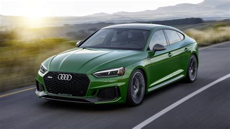 Audi Rs4 Sportback by New Audi Rs5 Sportback Is A 444bhp Quattro Hatchback D