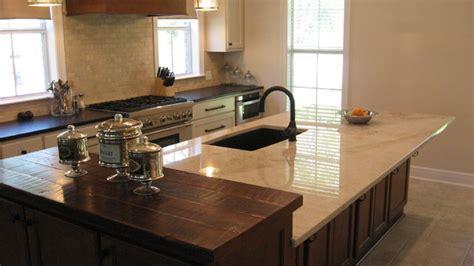 quartzite kitchen countertops traditional kitchen