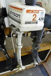 Johnson Outboard Motor 2 Hp