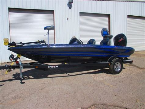 New Triton Boats by 2017 New Triton Boats 179 Trx Bass Boat For Sale