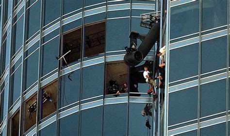 Tom Cruise Sits Atop Burj Khalifa Emirates 247