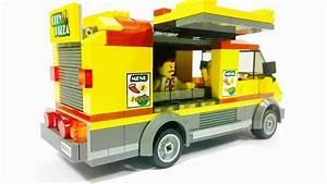 Lego Pizza Van Mod  Ud83c Udf55