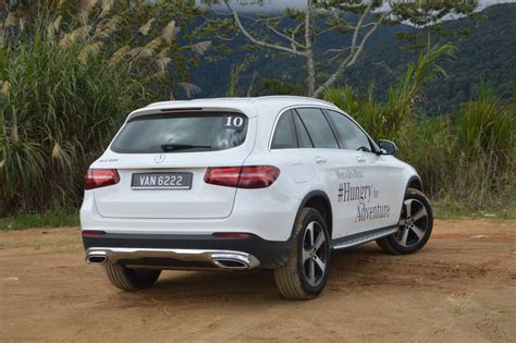 Price quoted is based on prevailing exchange rate. Mercedes-Benz GLC 200: Hungry for Adventure in Sabah | CarSifu