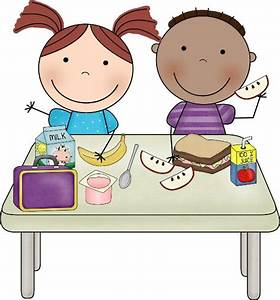Preschool Breakfast Clipart