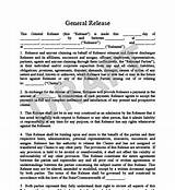 Mutual Release Of Contract Claims Pictures