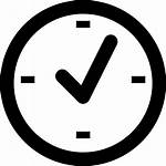 Clock Svg Icon Onlinewebfonts Cdr Eps