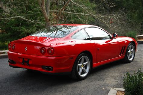 Maranello For Sale by 1999 550 Maranello For Sale 171 The Motoring Enthusiast