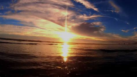 Newport Oregon Sunset Youtube