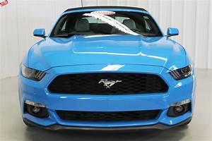 Magnolia Motor Company - 2017 Ford Mustang EcoBoost Premium Convertible