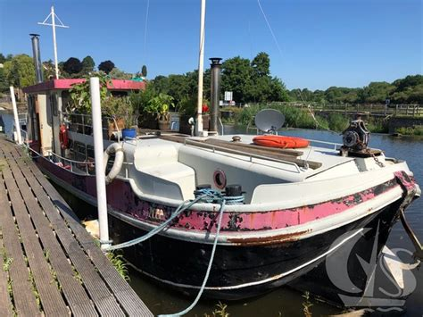 52ft Boat by 52ft Converted Fishing Trawler Channel Yacht Sales