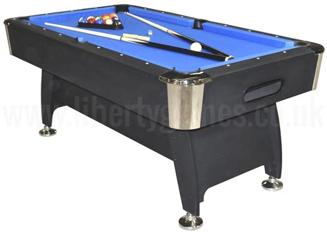 6 feet pool table strikeworth pro american deluxe 6ft pool table liberty games