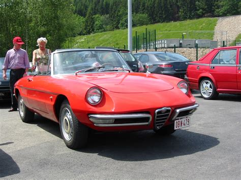 Alfa Romeo 1600 Spider Duetto Photos And Comments Www