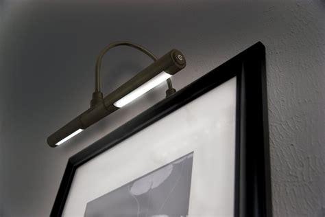 wall lighting led light for picture frame frames fixture