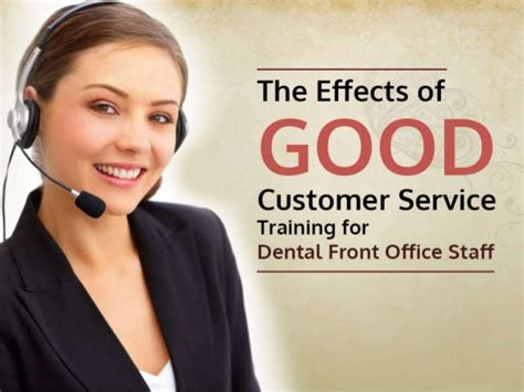 front desk dental office training what makes a dental front office rock effective training
