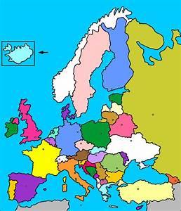 Landen en hoofdsteden in Europa Geert Kraeye