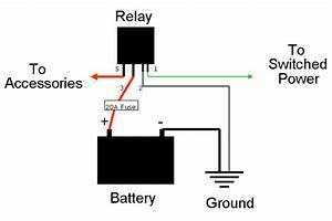 Question About Fuel Pump Cutoff Switch Relay
