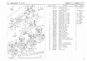 Kz650 Info