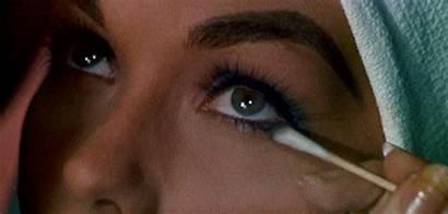 Novak Kim Makeup 1950s Vertigo Gifs Eyebrows