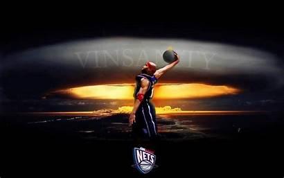 Carter Vince Wallpapers Widescreen Basket Nets Basketball
