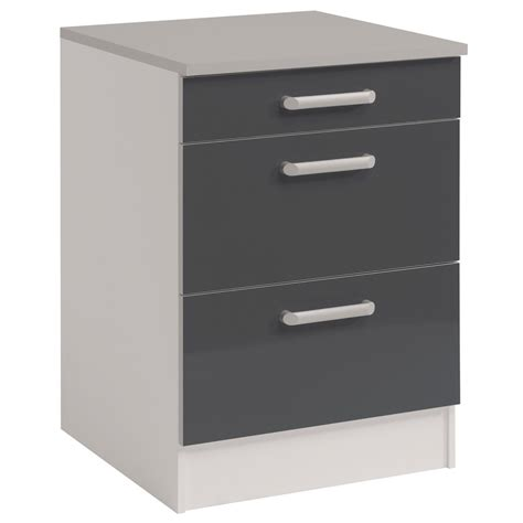 meuble bas de cuisine but meuble tiroir cuisine