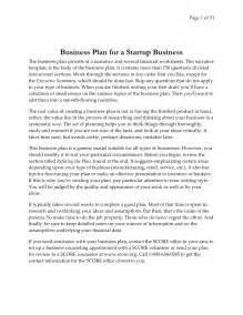 resume writer business plan resume writer business plan