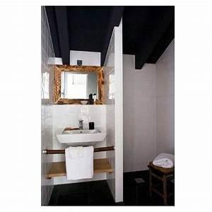stunning plafond salle de bain noir et blanc contemporary With salle de bain noire et blanche