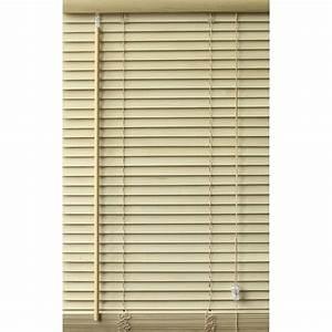 Store Bois Exterieur : store v nitien bois bois clair x cm leroy ~ Premium-room.com Idées de Décoration