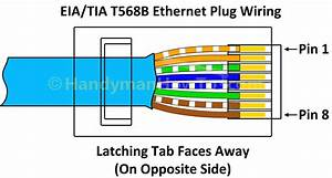 Cat 6 Wiring Diagram Rj45 Gallery