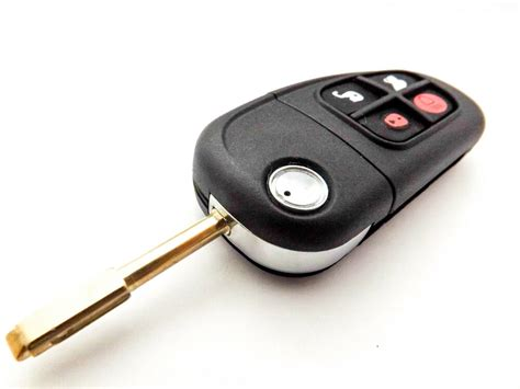 Jaguar S Type X Type Xj Replacement Remote Key Fob With