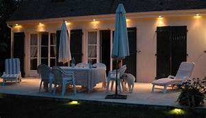 nivremcom eclairage terrasse bois exterieur diverses With eclairage pour terrasse en bois exterieur 1 eclairage de balcons terrasses jardinelec