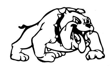 Bulldog Clipart Sketch#3110719