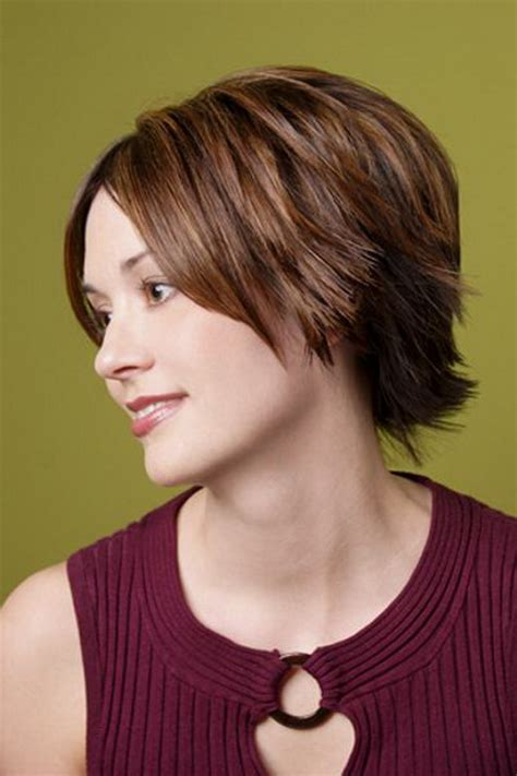 Short Hairstyles For Young Women