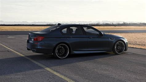 Bmw M5 Tune by G Power Ed 2012 Bmw M5 Dances To The Tune Of 640 Horses